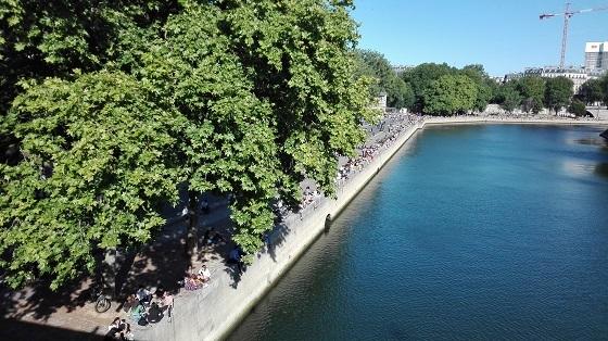 セーヌ河岸