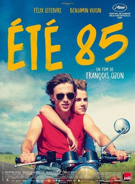 フランソワ・オゾン『Eté 85/85年の夏』