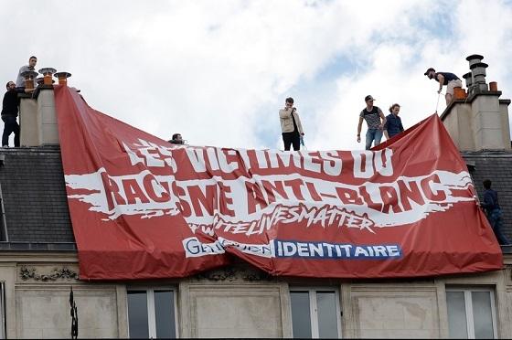 パリ、警官の差別&暴力抗議デモ