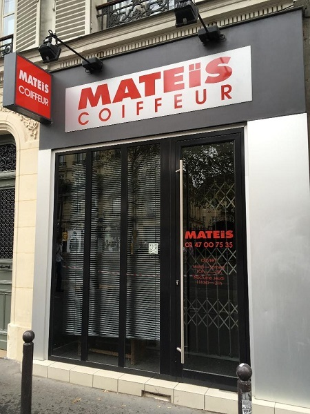 Mateis Coiffure