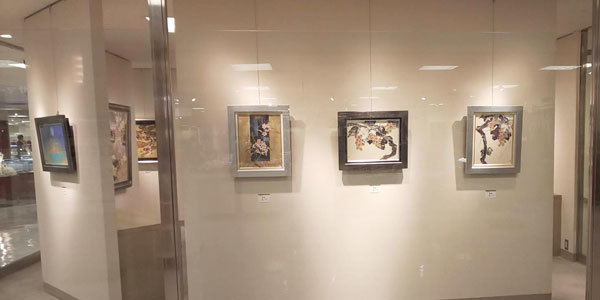 北澤龍日本画展