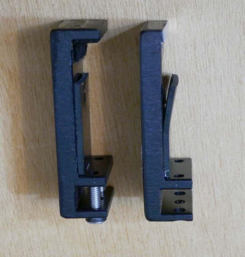 ギガントのセル構造 ミラーサポートの形状と爪カット後