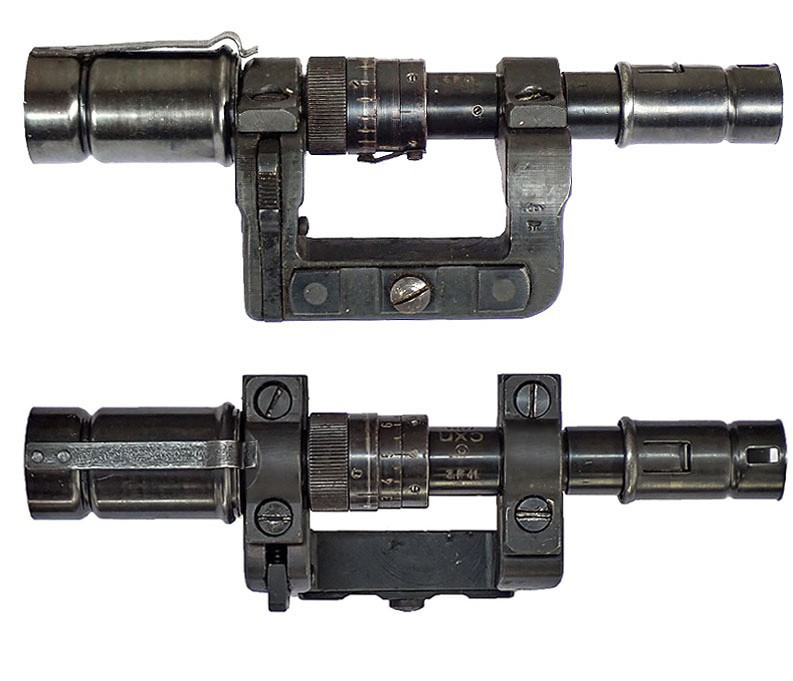 Zf41 Adapter Rail for WWII German K98 Sniper 98k  zf41