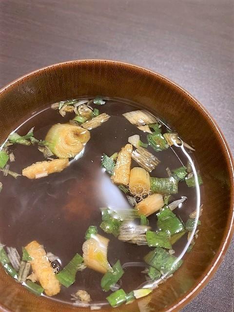 カクキュー 八丁味噌のおみそ汁2