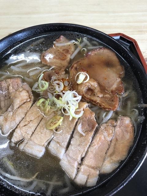 園食堂 肉タンメン