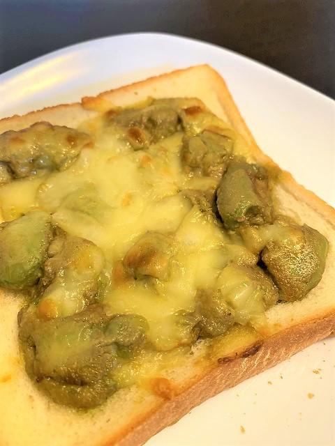グリーンストア アボカドチーズトースト