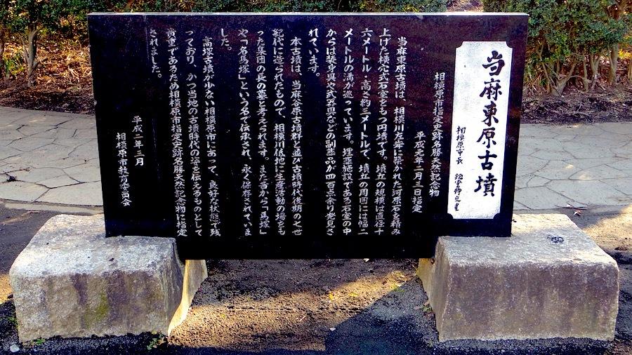 「当麻東原古墳」4