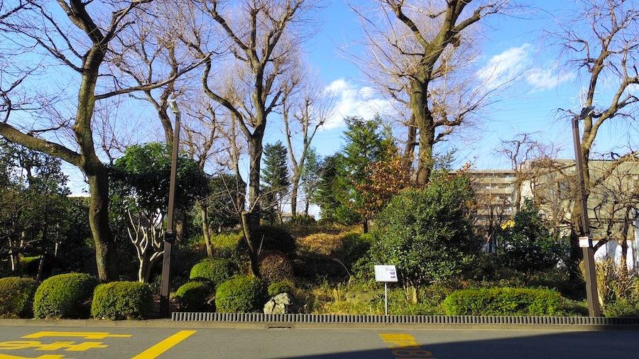 「横海道北1号塚」1