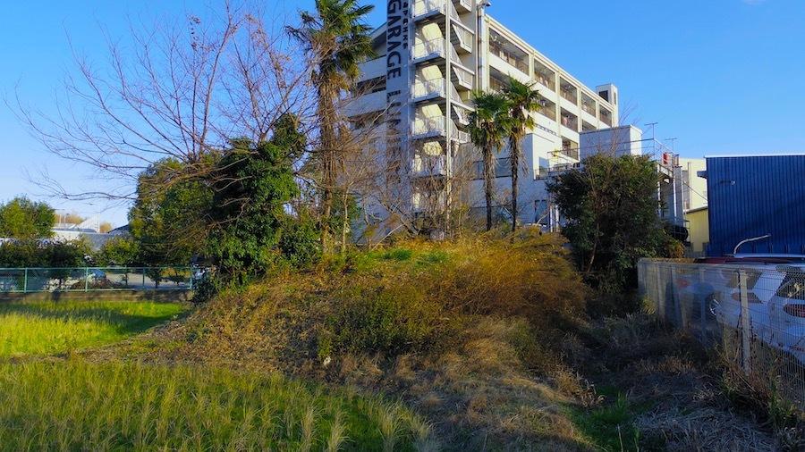 「御岳塚」2