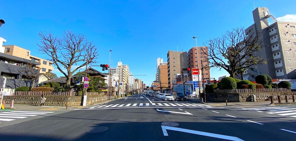 「志村一里塚」ー国指定史跡ー1