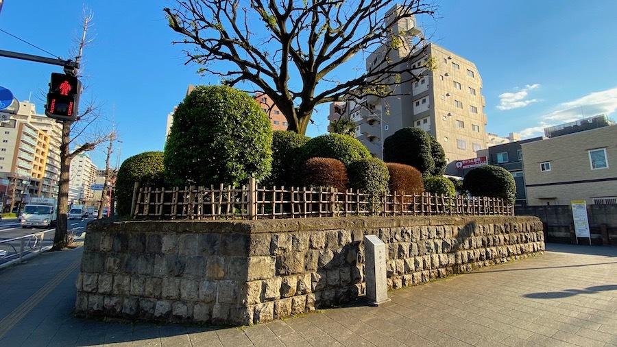 「志村一里塚」ー国指定史跡ー3