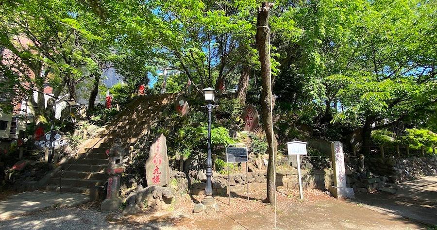 「富士神社古墳」04