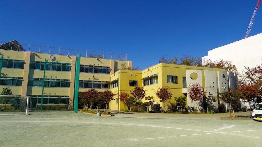 砧中学校古墳群2号墳