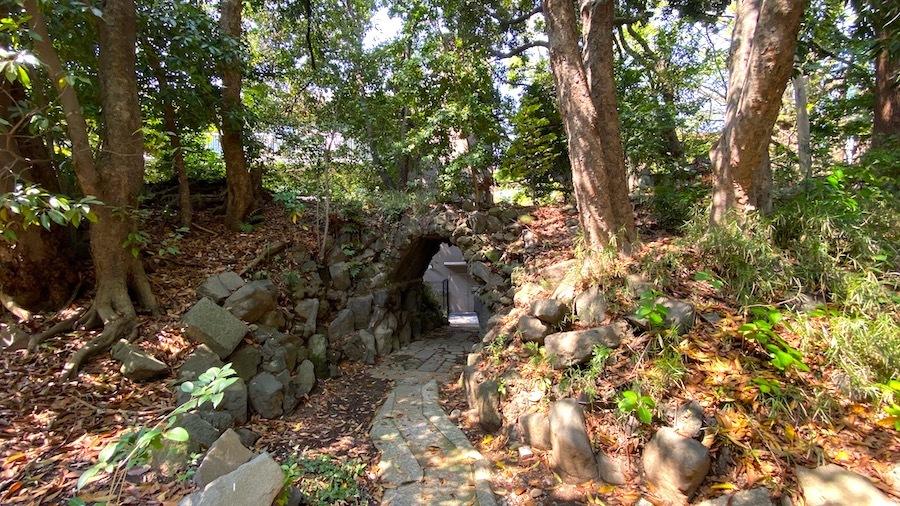 「日枝神社の前方後円墳」6