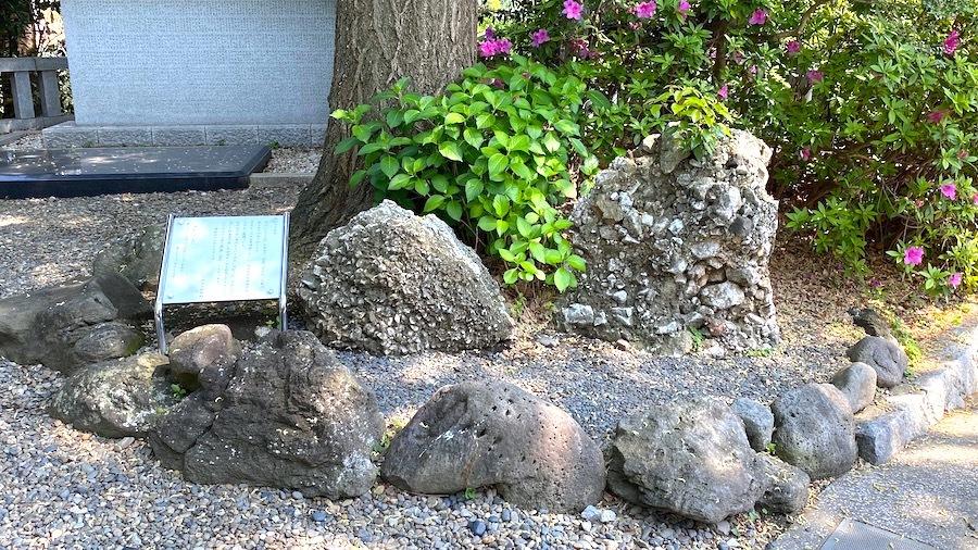 「日枝神社の前方後円墳」13