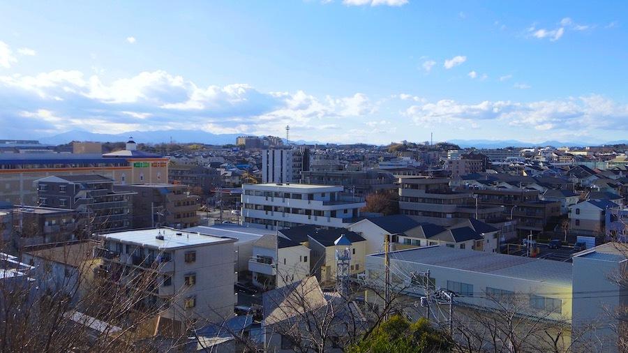 都筑区 山田富士5