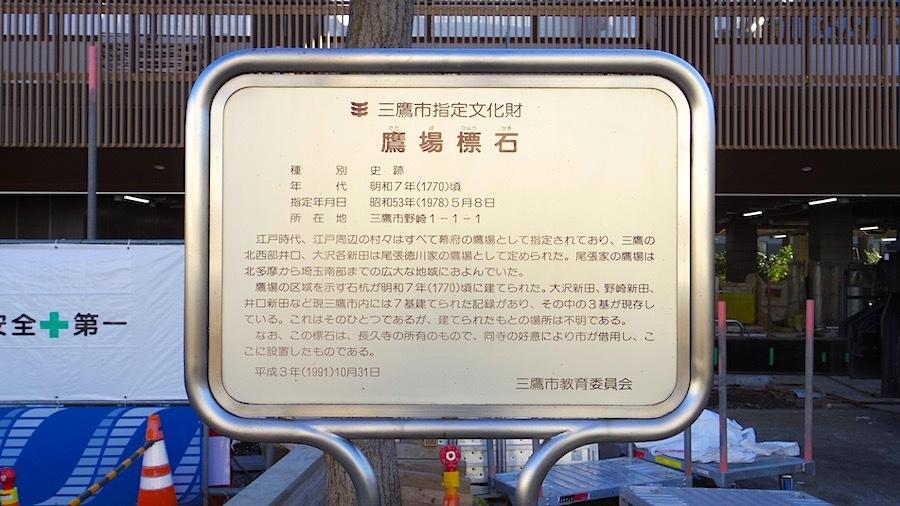 大鷲神社と「塚」交差点16
