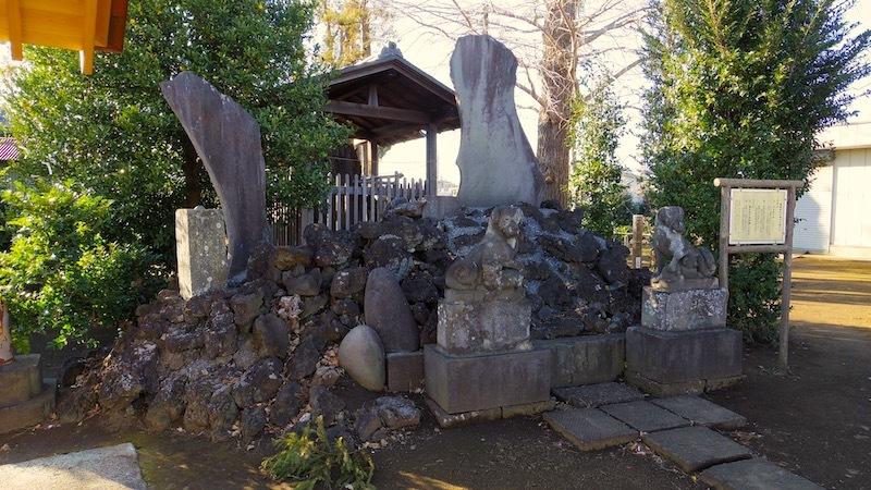 高津区「橘樹神社」3