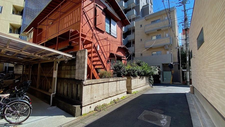 中野区「鈴木九郎長者塚」8