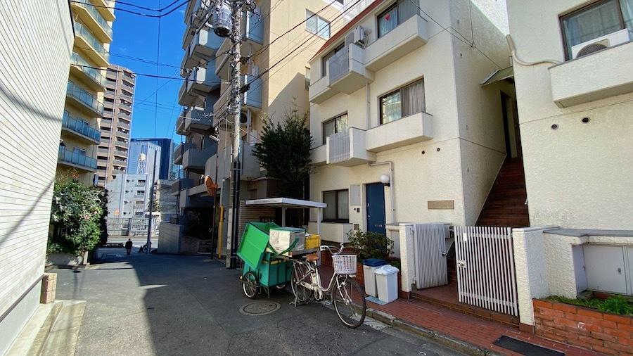 中野区「鈴木九郎長者塚」9