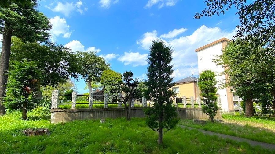 花畑浅間神社(花又富士・野良浅間)3