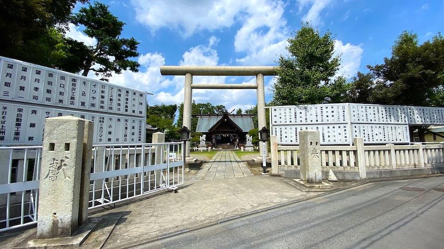 「鷲神社」1