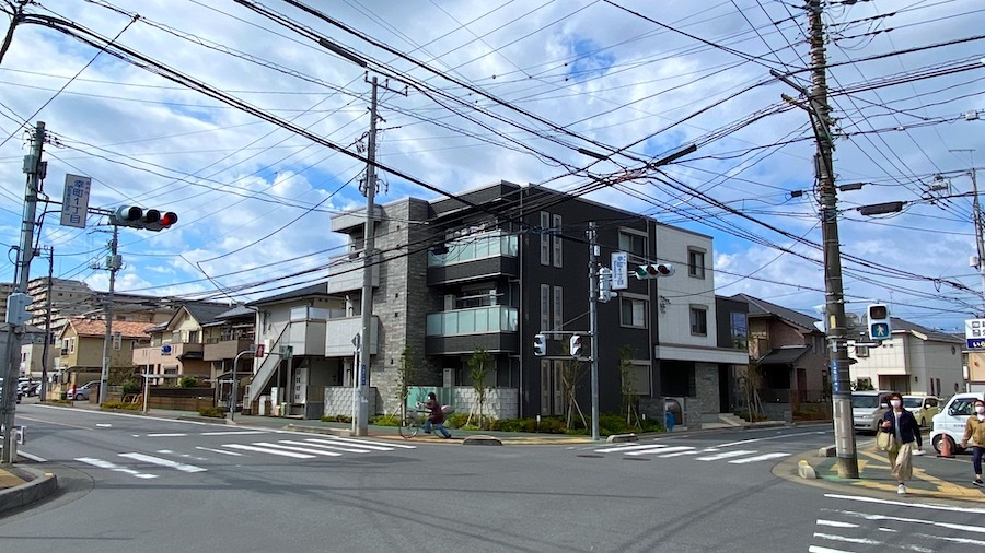 志木市 6番「稲荷塚」