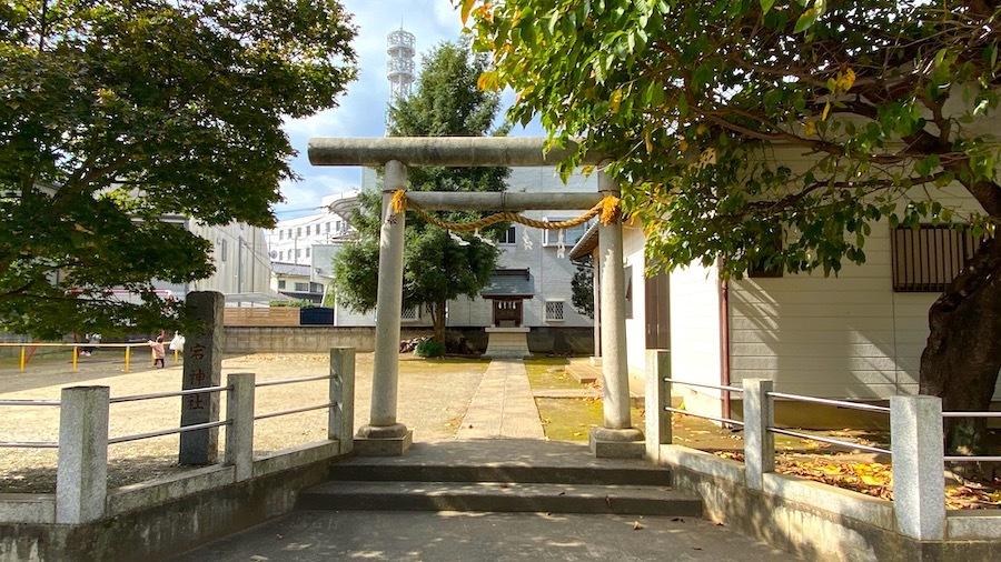 志木市 10 愛宕神社