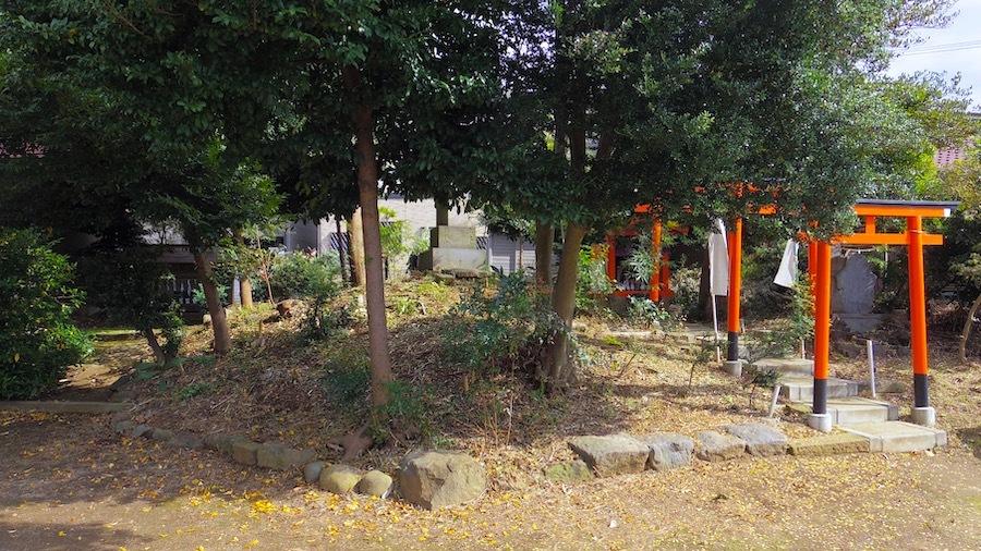 志木市「舘氷川神社」3