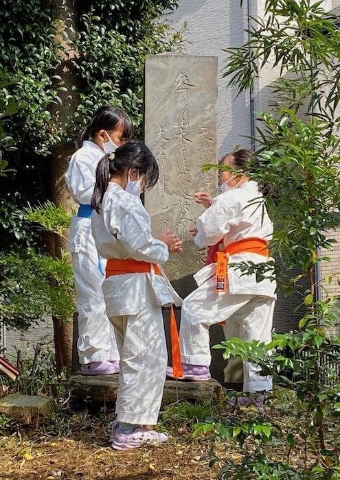 志木市「舘氷川神社」5