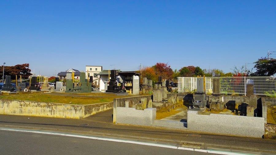 志木市 4 クビ塚とその周辺2
