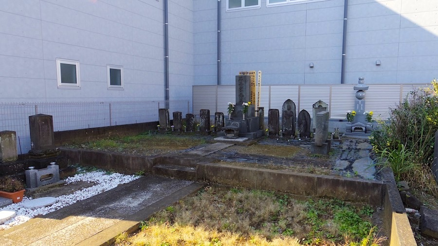 志木市本町6-16の墓地3