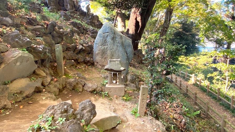 志木市「田子山富士塚」2-10