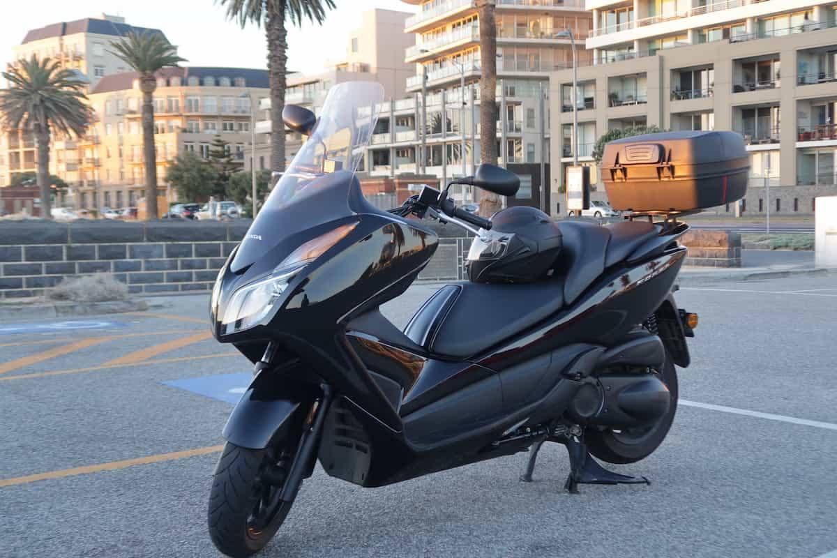 My Honda Forza300