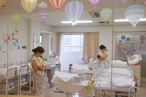 20200831 新生児室①