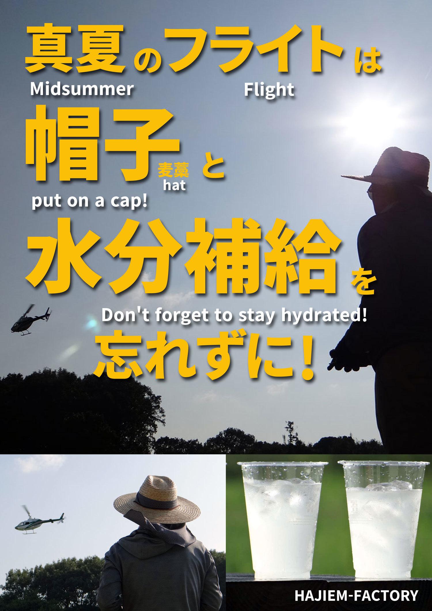 真夏のポスター3