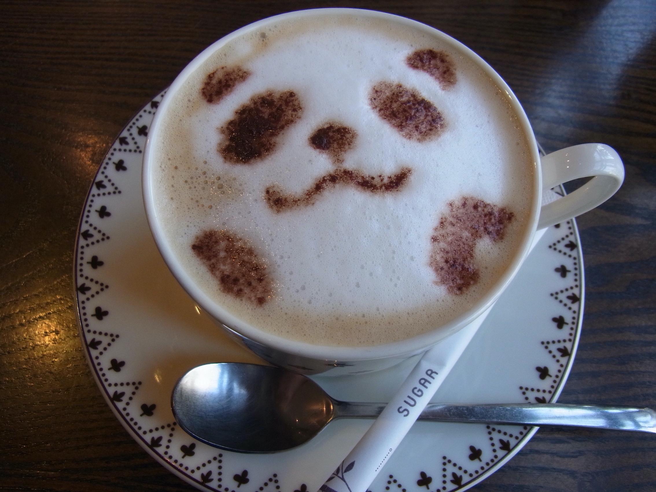 ●パンダコーヒー