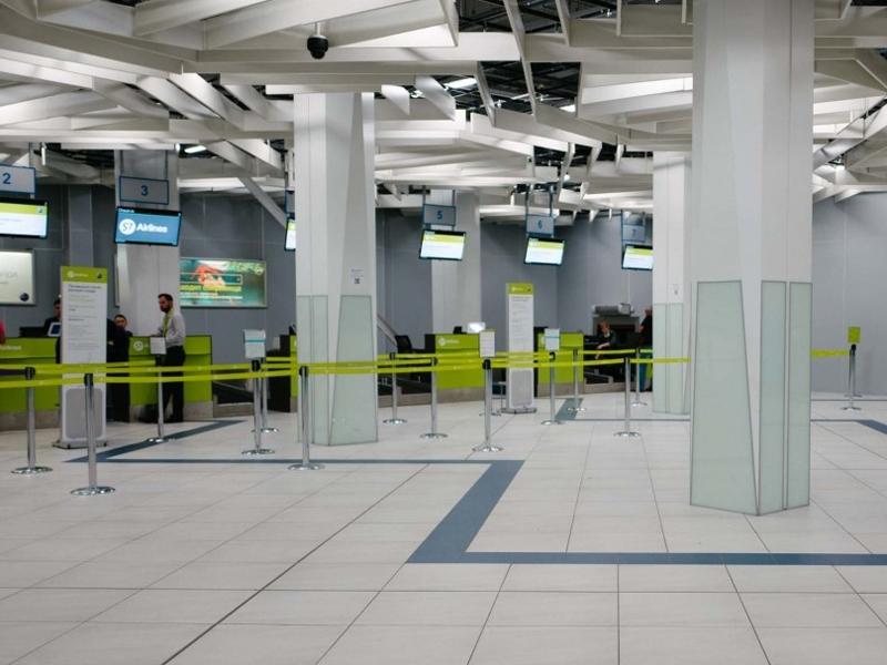 トルメチェボ空港