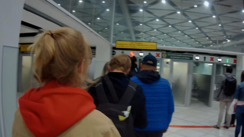 ロシア空港