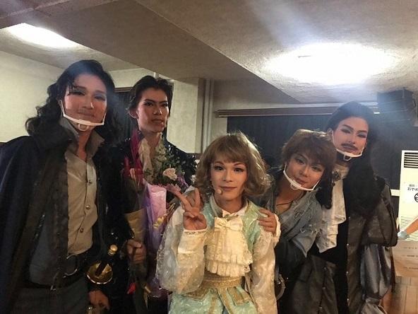 カヅラカタ 公演後8
