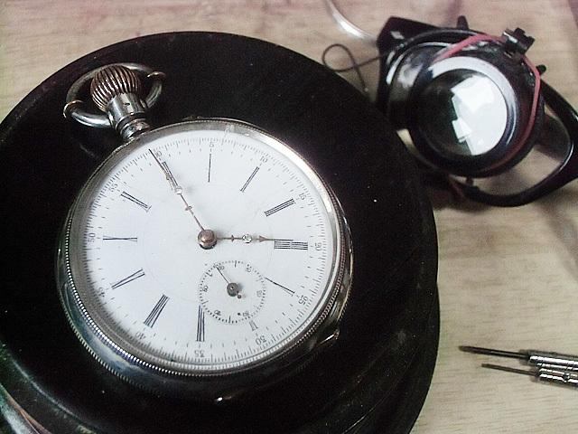 27-レッツ商会懐中時計