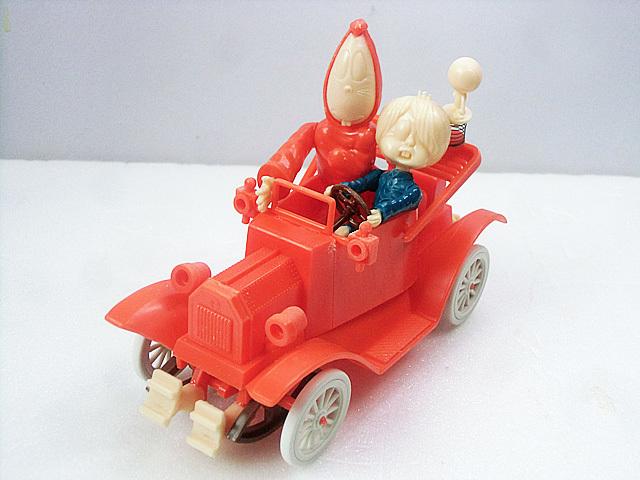 イマイの妖怪自動車