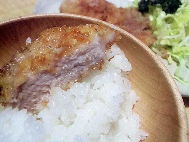ご飯に合うのが日本風