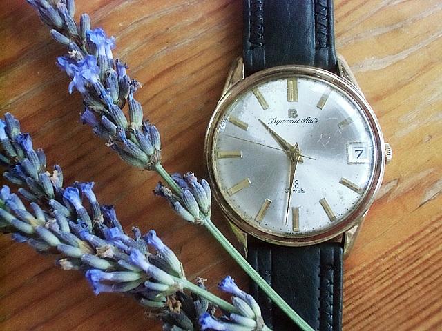 28-リこーの紳士時計です