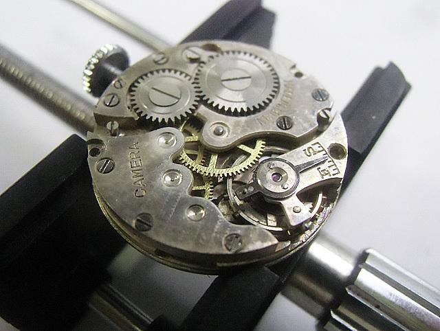 8-古びた機械
