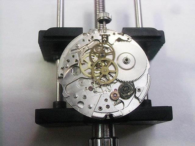 17-時計の輪列