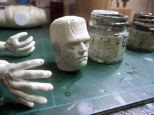白部分を塗る