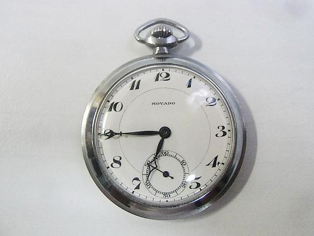 1-壊れた懐中時計