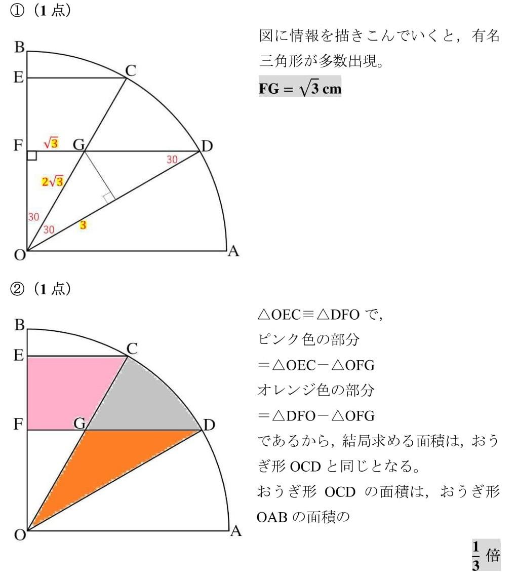 高校入試 パズル 愛知県