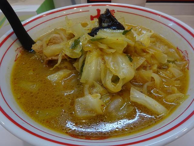 蒙古タンメン中本柏店2 (5)